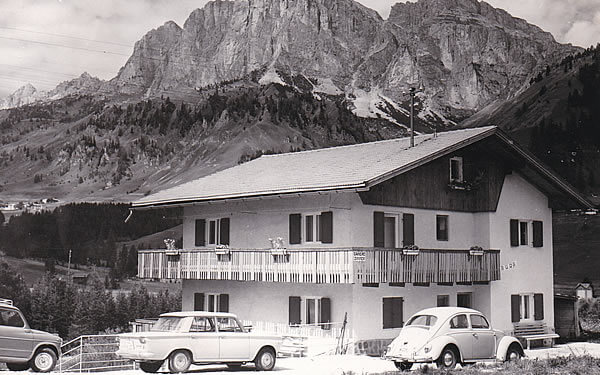 Bed and breakfast Corvara story